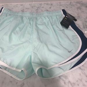 Nike Blue / Green Shorts